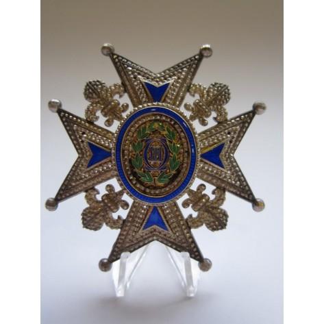 Real Orden de Carlos III