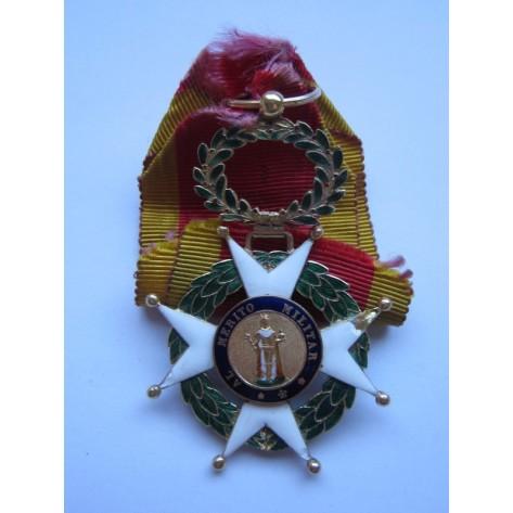 Cruz de la Real y Militar Orden de San Fernando