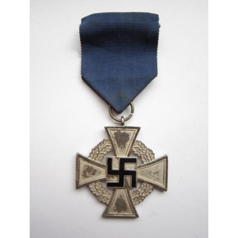 Medalla de 25 años de Servicio Leal