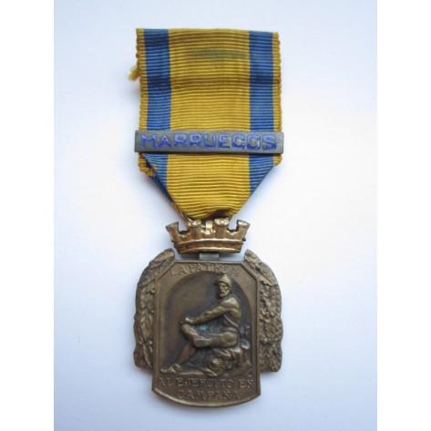 """Medalla de """"CAMPAÑAS"""""""