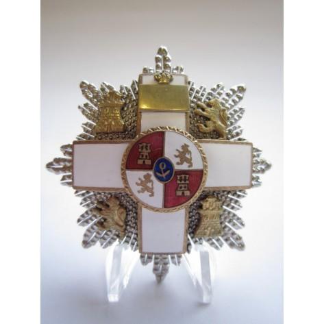 Cruz del Mérito Militar 2ª Clase
