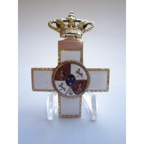Cruz del Mérito Milita 1ª Clase