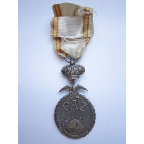 Medalla de la Paz de Marruecos