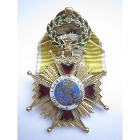 Orden de Isabel la Católica