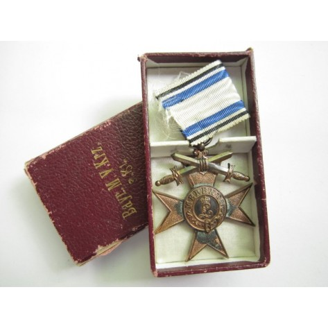 Bavarian Order of Military Merit (Weiss & Co.)