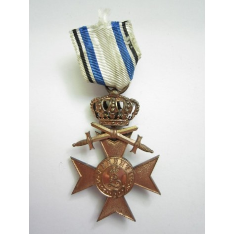 Bavarian Order of Military Merit 3rd Class