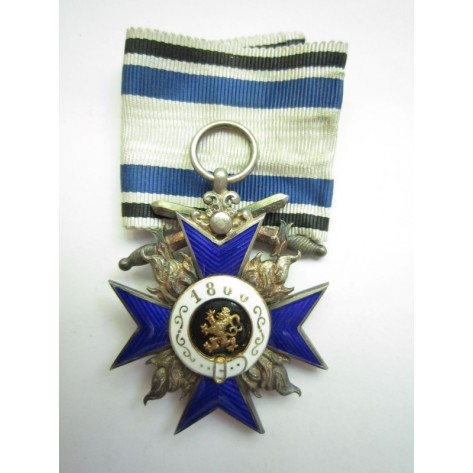 Bavaria Order Of Military Merit