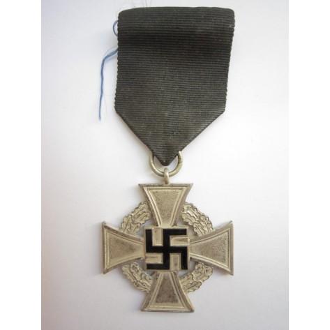 Faithful Service Medal Cross