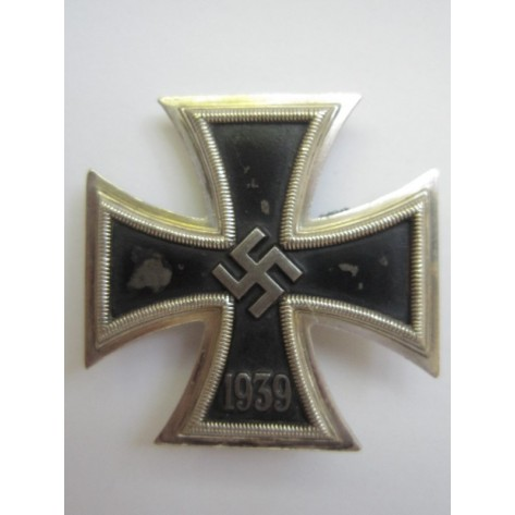 Iron Cross First Class (unmarked R. Souval)