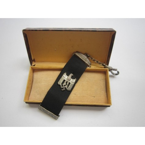 Third Reich watch fob