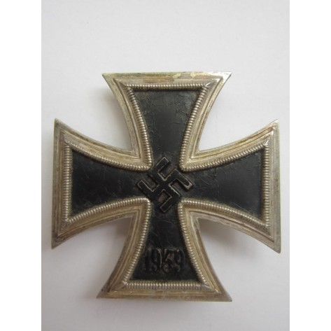 Iron Cross (unmarked Friedrich Orth)