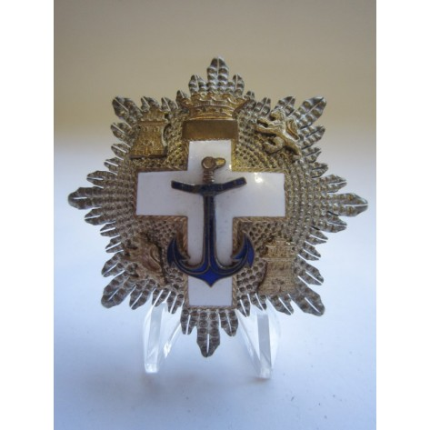 Cruz de 2ª Clase del Mérito Naval