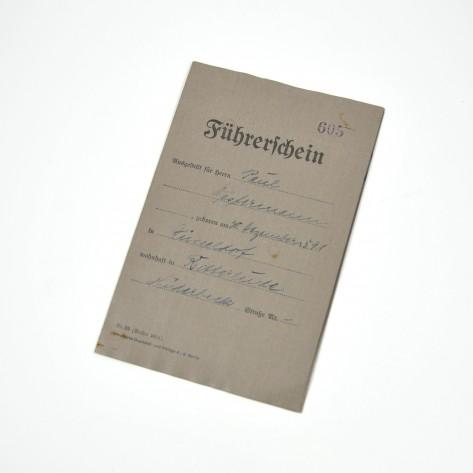 Führerschein (Permiso de conducir)
