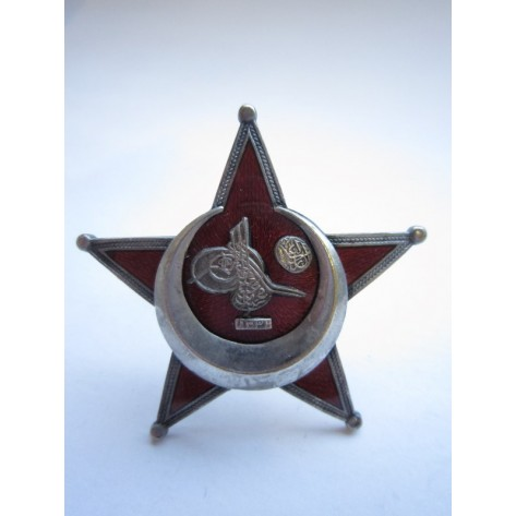 Gallipoli Star (Iron Crescend)