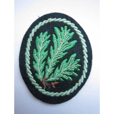Parche Regimiento Jäger
