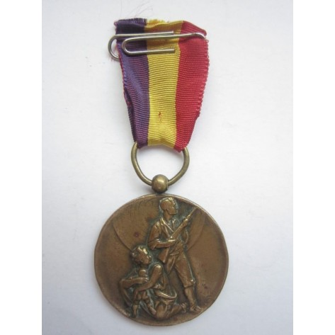 "Sniper Competition Medal ""Valladolid 1933"""
