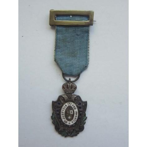 """""""Pro Infantia"""" Medal."""