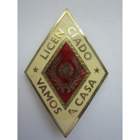 Placa de Licenciado