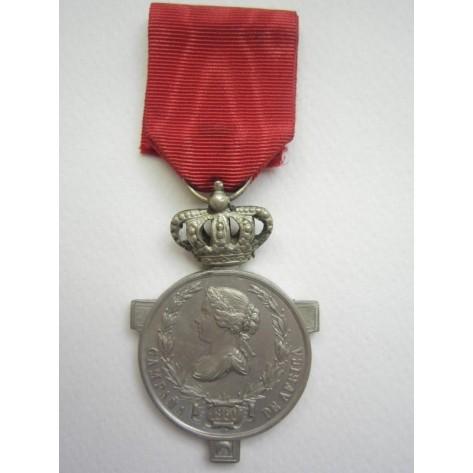 Medalla de la Campaña de Africa