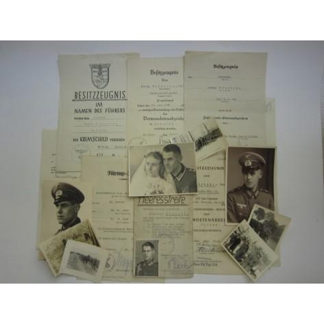 Grupo de documentos (Krimschild)