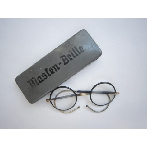 Wermacht Masten Brille glasses