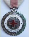 """Medalla Cruz Roja """"Campaña"""""""