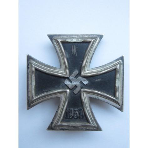 Iron Cross L/11 (Wilhelm Deumer)