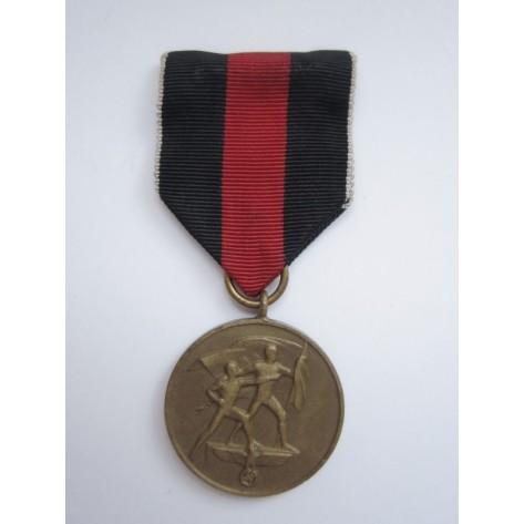 Medalla 1 Okt. 1938