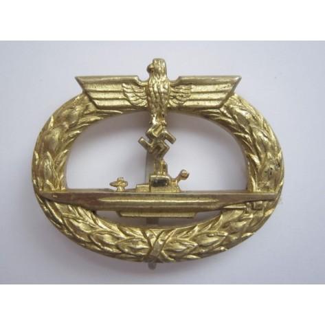 Submarine War Badge (Schwerin/S&L?)