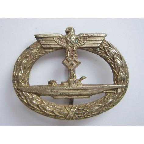Submarine War Badge (unmarked Juncker)