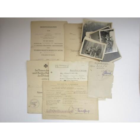 Documentos del 3/Fsch.Jg.Rgt. 11