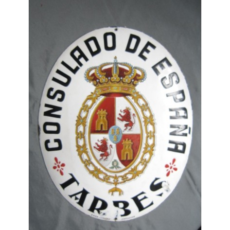Spanish Consulate's Shield