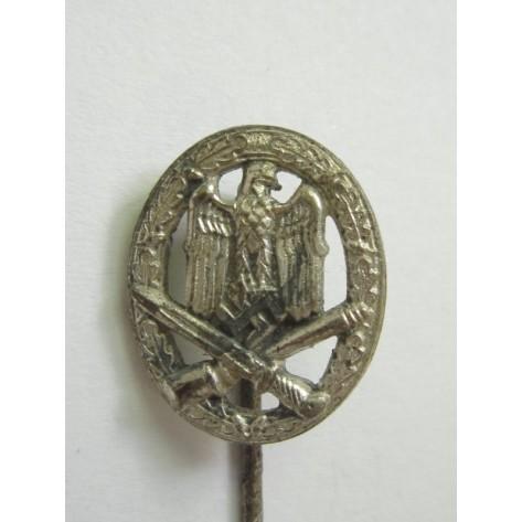 General Assault Badge Stickpin.