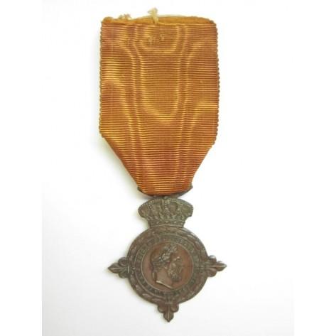 Somorrostro's Medal