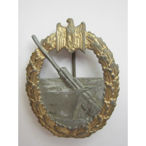 Coastal Artillerie Badge (S&L)