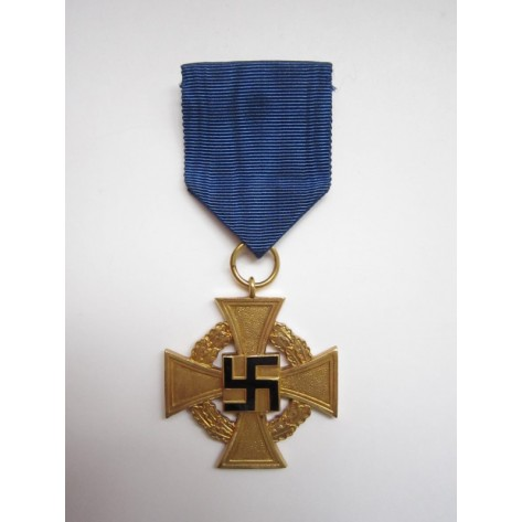 German Faithful Service Cross (40 years)