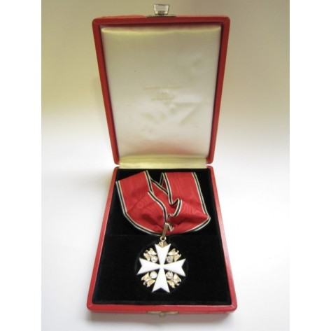 Order of the German Eagle First Class.