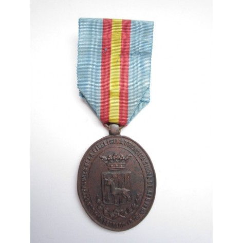 City of Cervera Medal.