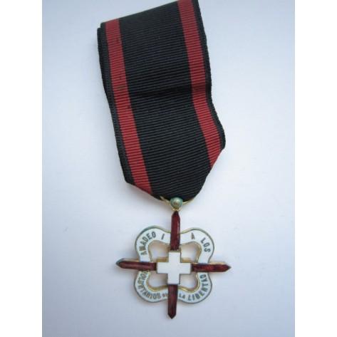 Cruz de Voluntarios de la Libertad