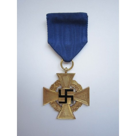 German Faithful Service Medal.
