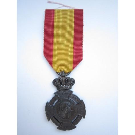 Don Carlos Medal (Bronze)