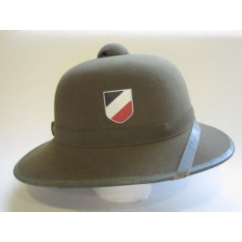 Wehrmacht Afrika Korps helmet