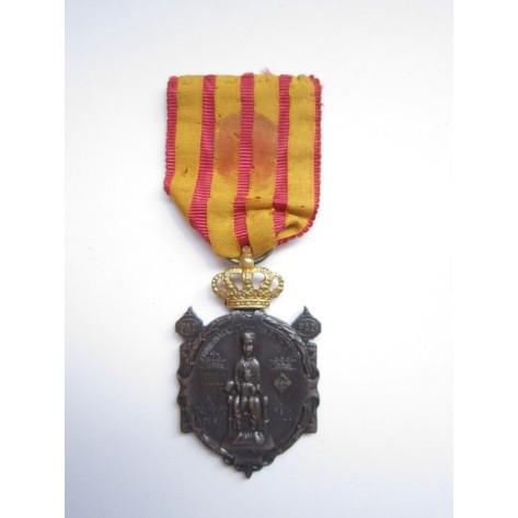 Somatén Medal (XX Annyversary)