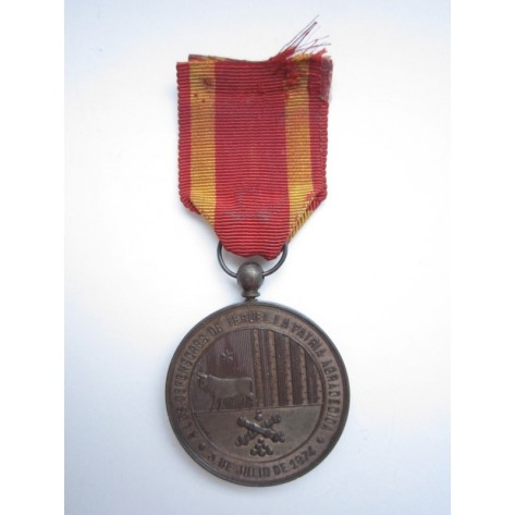 City of Teruel Medal.