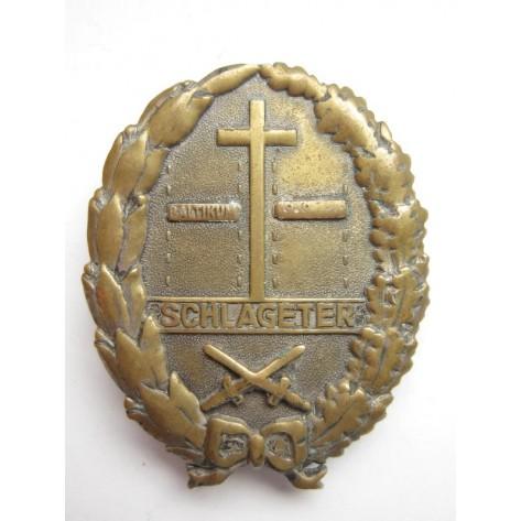 Schlageter (Baltikum/1919-20)