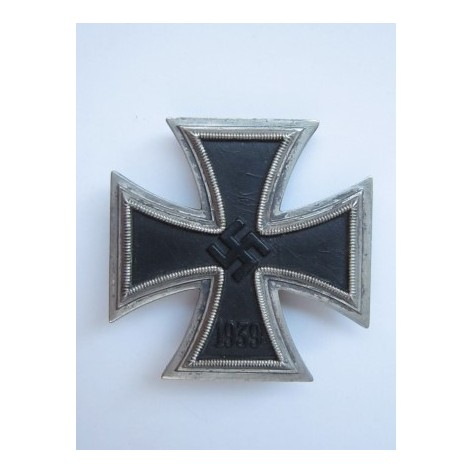 Iron Cross First Class (unmarked R.Souval)