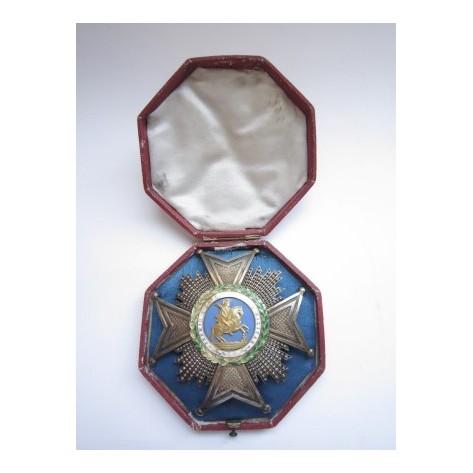 Badge of Saint Hermenegildo