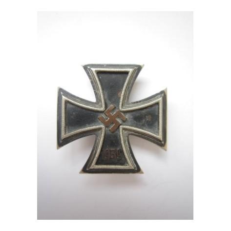 Iron Cross (unmarked Wilhelm Deumer)