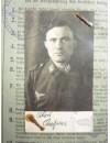 Soldbuch Obergefreiter Alois Angerer