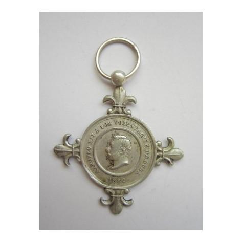 Cuba, Constancy's Medal